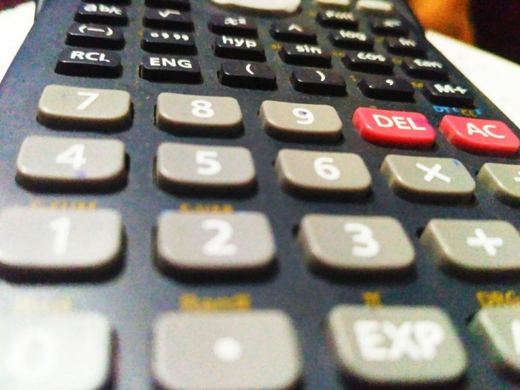 Ecological footprint calculators