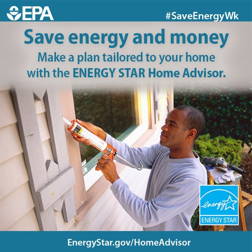 Energy Star home advisor. energy conservation techniques at home