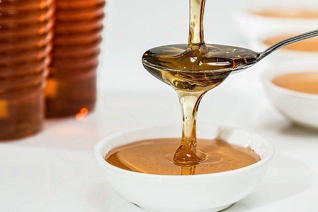 honey for homemade pancake syrup