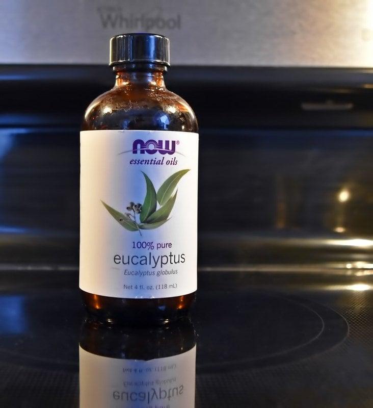 eucalyptus oil. natural mosquito repellant