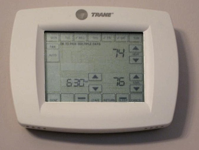 Programmable thermostat. How to choose the right thermostat for your home