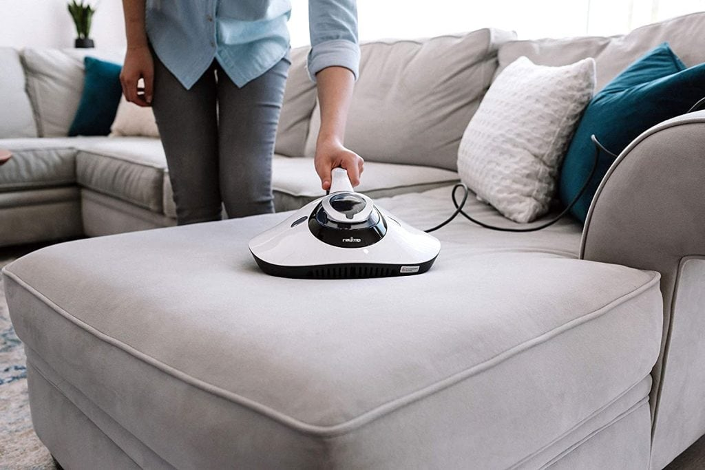 RAYCOP LITE UV sanitizing vacuum