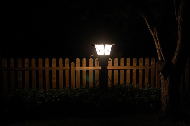 outdoor solar led lights